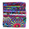 Free Spirit Kaffe Fassett Fabrics Collective Twelve Purple Fat Quarters