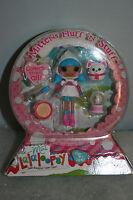 Mini Lalaloopsy Dolls Mittens Fluff N Stuff Series 10 #1 Snowglobe NIB