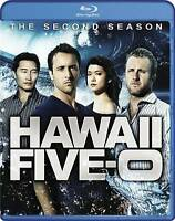 Hawaii Five-0: The Second Season (Blu-ray Disc, 2012, 5-Disc Set) - NEW-SEALED