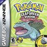 Pokemon: LeafGreen Version (Nintendo Game Boy Advance, 2004) *Just Game*