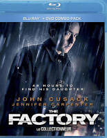 The Factory (Blu-ray ONLY  2013, Canadian) VERY GOOD