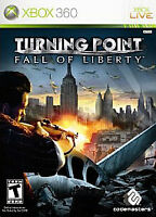 Turning Point: Fall of Liberty -- Collector's Edition (Xbox 360 STEELBOOK) M