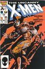 Marvel Comics Uncanny X-Men Comic #212, 1986 NEAR MINT