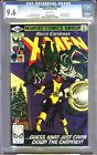 X-Men #143  CGC 9.6  NM+  WHITE Pages  Universal CGC #0003362078