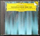 BACH Johann S. CD Toccata Y Fugue BWV 565 - Simon Prest