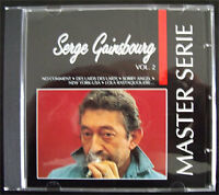 GAINSBOURG S. CD Master Serie - Vol.2 (16 titres) - FR
