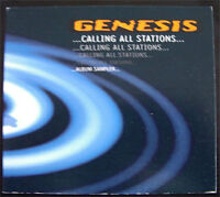 GENESIS CD Calling all stations (Album 7 Titres) PROMO