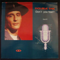 DOUBLE DEE 12'' Don't You Feel?: Club Mix (5'15) / Mix