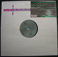 MOULD IMPRESS. 12'' The Last Impression EP (4 titres) -