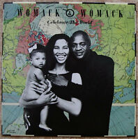 WOMACK and WOMACK 7'' Celebrate the world (Remix 3'41)