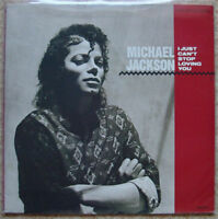 JACKSON Michael 12'' I Just Can't Stop Loving You - HOL
