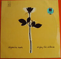DEPECHE MODE 12'' Enjoy The Silence - POCH. JAUNE - GER