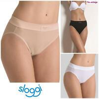 Sloggi Double Comfort Tai Briefs White Tai 10-20 NEW