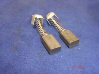 Hitachi Carbon Brushes BM 50 D 13 DH38YE 7mm x 11mm 30