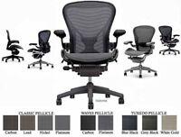 New Herman Miller Aeron Desk Task Stool Office Chair
