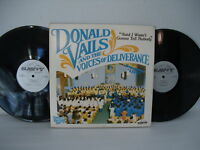 Donald Vails & The Voices of Deliverance,1981, Savoy Records, SGL 7052, 2 LPs