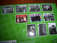 The Beatles book of POSTCARDS 3 x 10 designs (30) Mint