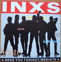 INXS 12'' Need You Tonight - HOLL