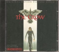 * B.O. DE FILM CD The Crow - Graeme Revell - GER