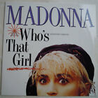 MADONNA 12'' Who's That Girl (Extended Version) - GER