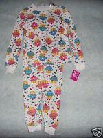 Girls  Long Sleeve Pajamas  Multi -Color cupcakes everyday cotton & polyester
