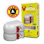 Victor Pest Kill And Seal Mouse Trap 2 Pack Rodent Control Pest Killer