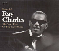 CHARLES Ray 2-CD Essential : The Very Best Of The Early Years - EU