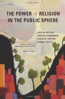 The Power of Religion in the Public Sphere-Professor Judith Butler