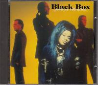 BLACK BOX CD Positive Vibration - ITALY