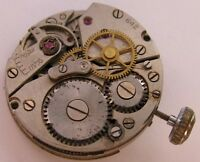 Peseux 170 -642- 15j. incomplete watch movement for parts