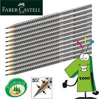 12 x Faber Castell Bleistift Grip 2001 , 1170 , verschiende Härten
