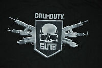 T-SHIRT XL EXTRA LARGE CALL OF DUTY ELITE VIDEO GAME GAMES XBOX GAMER
