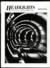 HEADLIGHTS : ELECTRIC RAILWAYS MAGAZINE x 3 1988 ISSUES