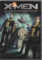 DVD X-Men Le Commencement