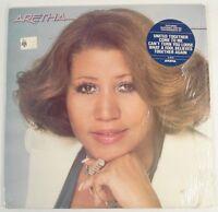"""ARETHA FRANKLIN """"Aretha"""" 1980 LP shrink-wrap Arista AL-9538 NM"""