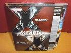 X MEN - X MEN 2 - PACK 4 DVDS