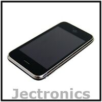APPLE IPHONE 3GS 16GB BLACK AT&T GSM WIFI SMARTPHONE- Thin Gray Line On Screen