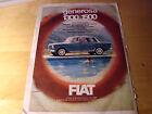 PUBBLICITA' ADVERTISING WERBUNG 1964 FIAT 1300 1500