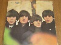The Beatles rare '64 UK EXPORT FRA LP Beatles for Sale on Parlophone  mint-