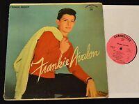Frankie Avalon DEBUT LP Chancellor 5001