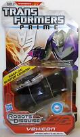 VEHICON Transformers Prime Hub Animated Deluxe Class Figure #8 Series 1 2012