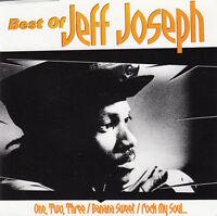JOSEPH Jeff 2-CD Best Of - FR *