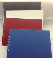 Mountboard Scrapbook Album 20 Pages A5 Bind It All scrapbook/memory/photo album