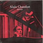CD Single ALAIN CHAMFORT - Mens- Neuf Scellé