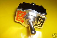 Heavy Duty Toggle Flick Switch 12v 24 On/Off Momentary Car Dash Light Metal DPST