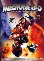 Spy Kids Missione 3-D. Game Over (2003) Z3DV5289 olog. rett 2 . Dvd ...... Nuovo