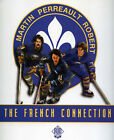 Buffalo Sabres French Connection - 8x10 Color Photo