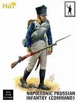 HaT 9319.Prussian Infantry (Command).1:32 Plastic Figures Model Kit-Wargaming