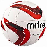 Mitre B4042 Tactic Football Training Match Practice Soccer Ball