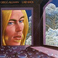 Gregg Band Allman - Laid Back [CD New]